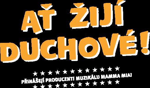 Praha – Muzikál: Ať žijí duchové – 26. 11. 2016