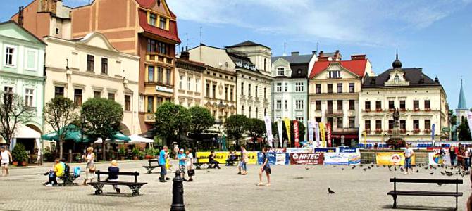 Zájezd do Polského Těšína